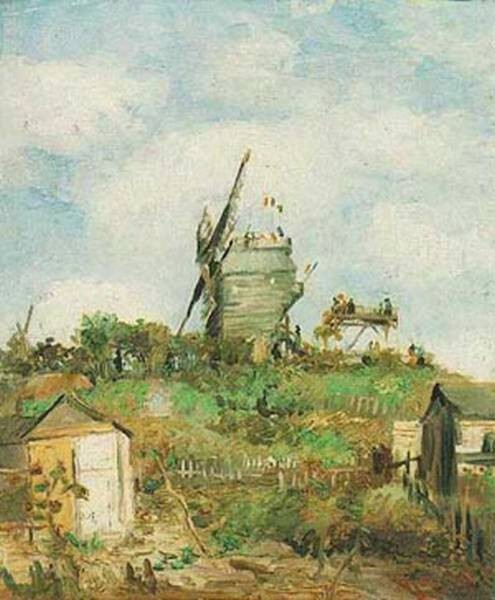 Moulin de la galetter 1886 xx glasgow art gallery and museum glasgow